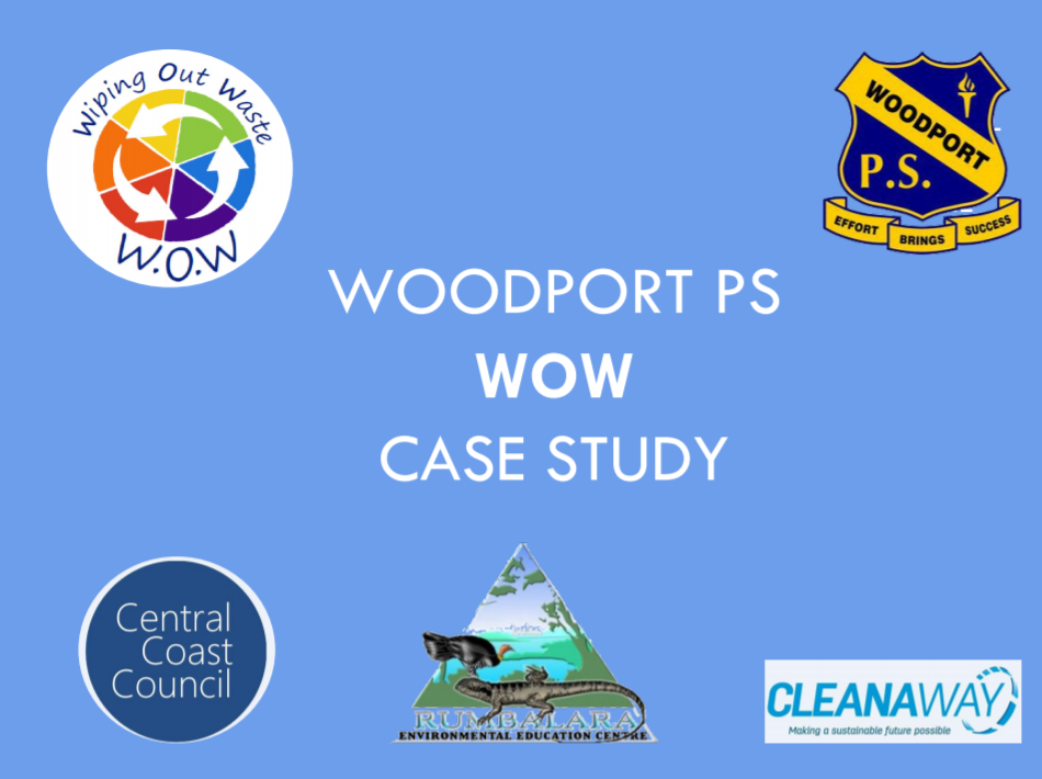 Cover Woodport waste case study